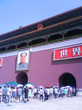 Filing in past Pres. Mao