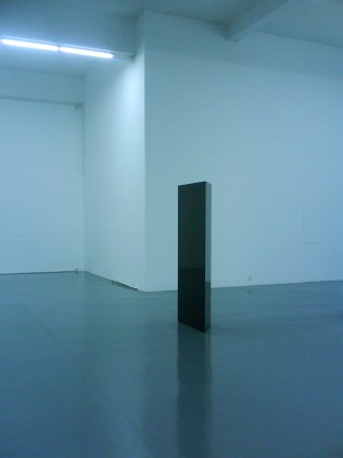 A Space Odyssey: 2001 moment in an empty gallery...
