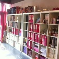 Fabulously organised client files