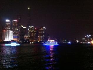 Huangpu River Boats