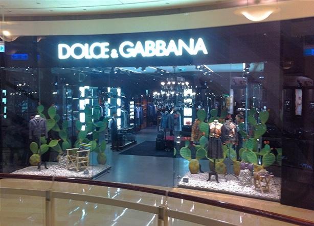 Dolce & Gabbana Taipei 101