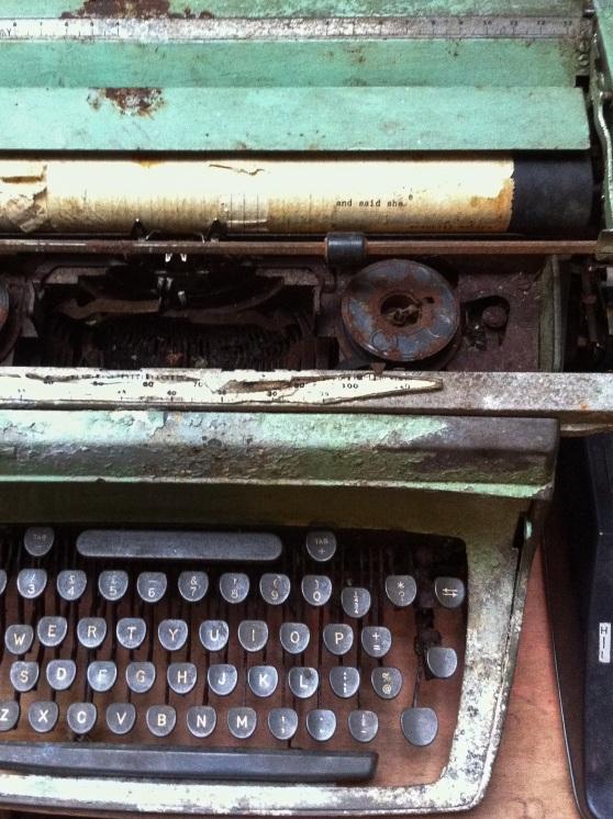 Typewriter Antiques Market Shanghai