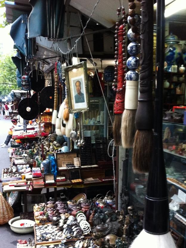 Dong Tai Lu Antiques Market Shanghai