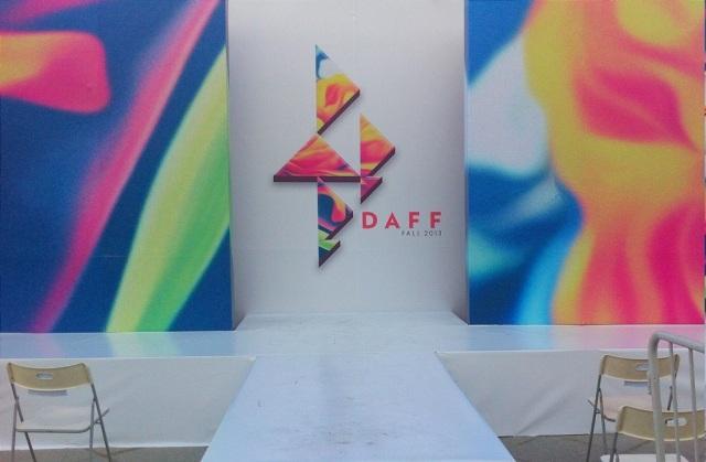 DAFF Shanghai 2013: Catwalk