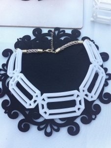 DAFF Shanghai 2013: FAB Acrylic Necklace Piece