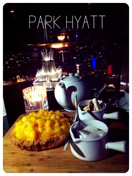 Park Hyatt 100 Century Bar Shanghai Nightlife