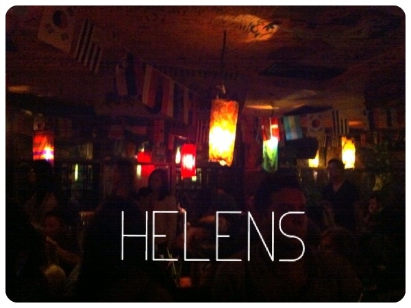 Helens Shanghai Nightlife