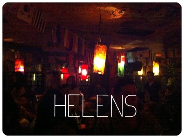 Helens Shanghai Nightlife