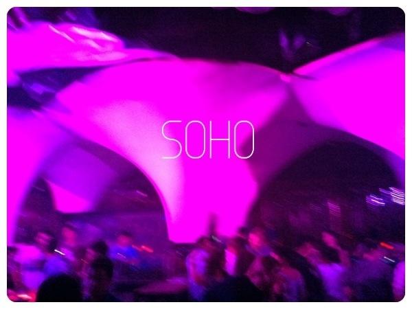 SOHO Club French Concession Shanghai Nightlife
