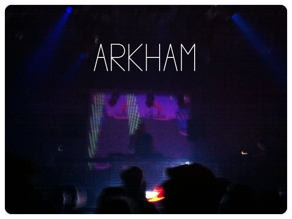 Arkham Club Shanghai Bunker Nightlife