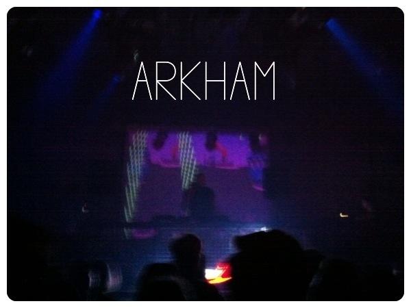 Arkham Club Shanghai Bunker Nightlife