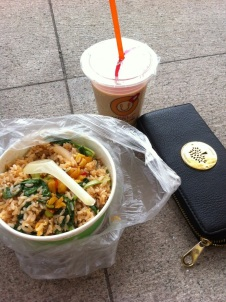 Lunchtime Rice Pot Fudan University Street Food