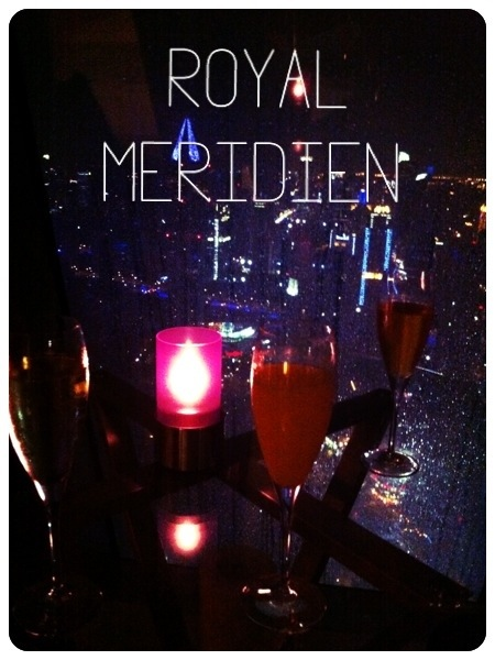 Royal Meridien 789 Nanjing Lu Shanghai Nightlife