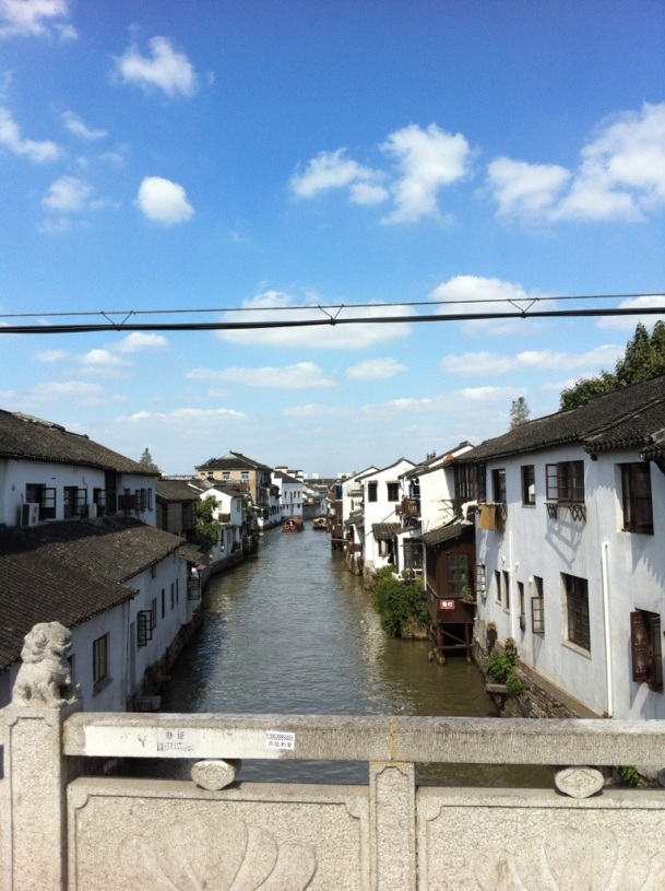 Suzhou Canal City