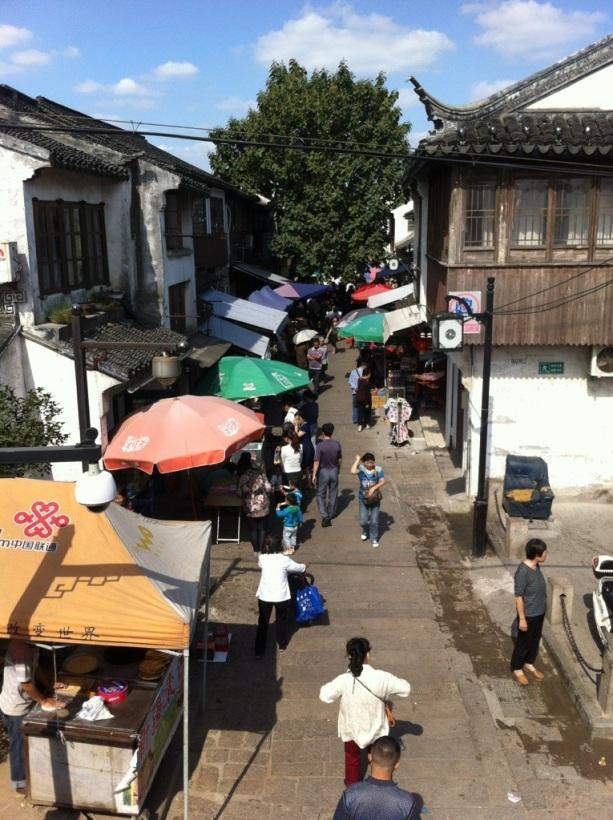 Suzhou Streets