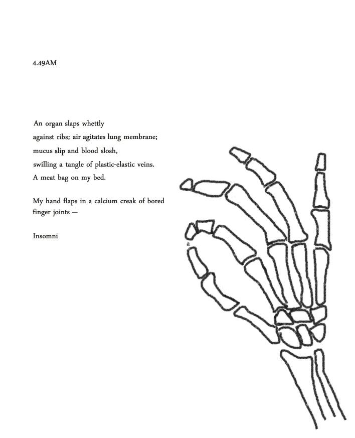 4.49AM Poem