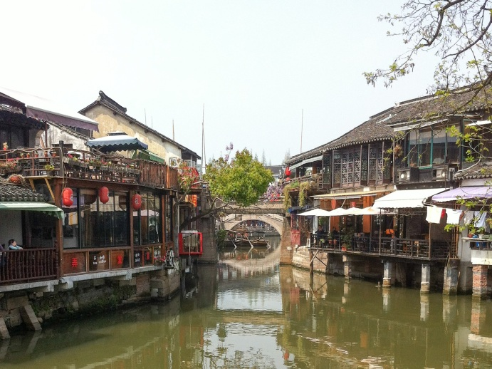 Restaurants Zhejiajiao