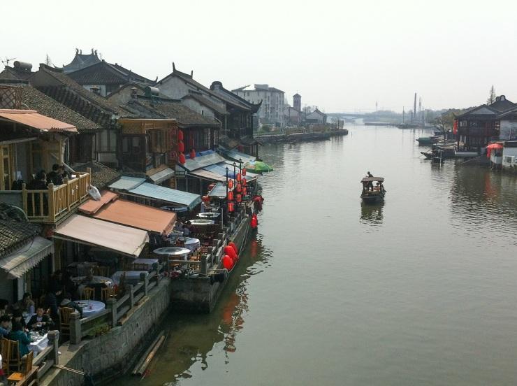 Sheng Ming Bridge Zhejiajiao