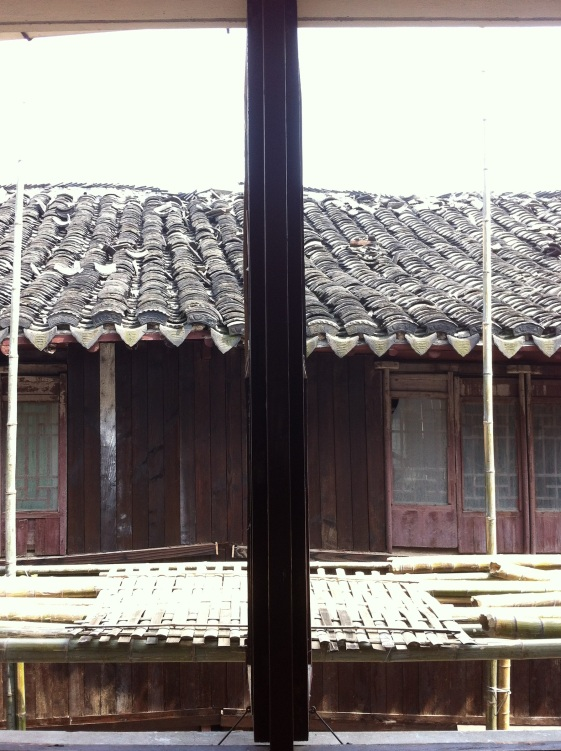 Tiled Roof Zhejiajiao Resturant