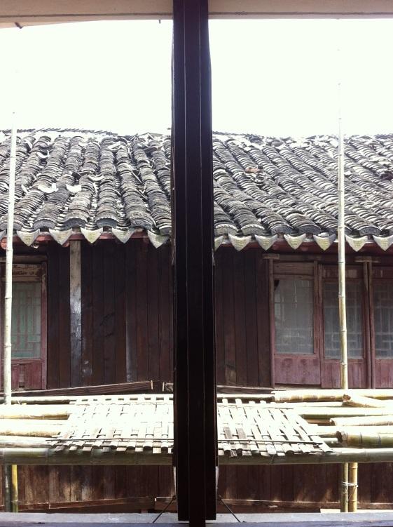 Tiled Roof Zhejiajiao Resturant