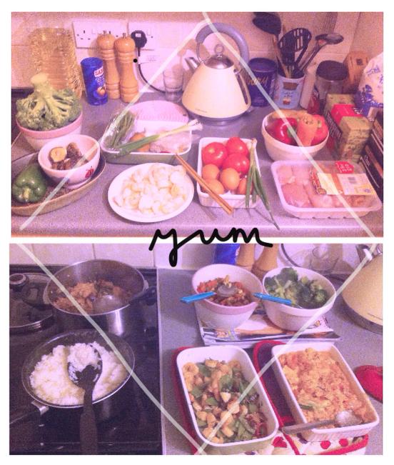Taiwanese Dinner Yum